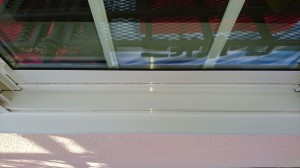 ガラスサッシのハウスクリーニングを川崎市幸区中幸町にて【清掃事例696】