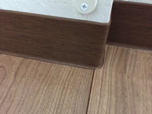 床(フローリング)のハウスクリーニングを川崎市麻生区多摩美にて【清掃事例676】