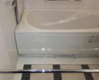 お風呂(浴室)のハウスクリーニングを横浜市青葉区黒須田にて【清掃事例688】