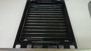 キッチン(グリル)のハウスクリーニングを横浜市鶴見区朝日町にて【清掃事例706】