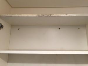 棚(収納)のハウスクリーニングを川崎市中原区小杉陣屋町にて【清掃事例716】