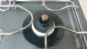 キッチン(五徳)のハウスクリーニングを川崎市幸区堀川町にて【清掃事例714】