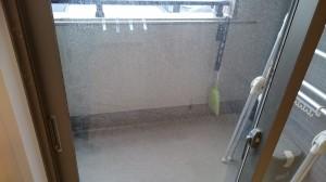 ガラスサッシのハウスクリーニングを川崎市中原区上丸子山王町にて【清掃事例754】