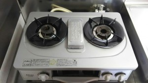 キッチンのハウスクリーニングを横浜市青葉区すみよし台にて【清掃事例756】