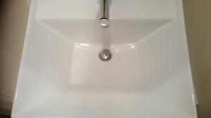 洗面所のハウスクリーニングを川崎市中原区上丸子八幡町にて【清掃事例770】