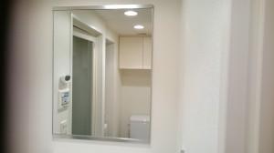 洗面所のハウスクリーニングを川崎市川崎区大師公園にて【清掃事例782】