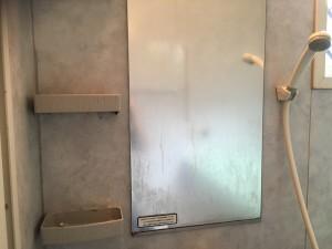 お風呂(浴室)のハウスクリーニングを川崎市幸区矢上にて【清掃事例799】