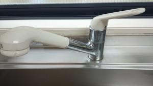 キッチン(シンク)のハウスクリーニングを川崎市麻生区片平にて【清掃事例804】