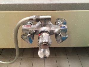 お風呂(浴室)のハウスクリーニングを川崎市中原区今井仲町にて【清掃事例828】