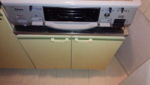 キッチンのハウスクリーニングを横浜市中区野毛町にて【清掃事例837】
