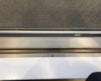 ガラスサッシのハウスクリーニングを横浜市戸塚区柏尾町にて【清掃事例846】