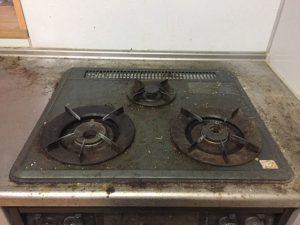 キッチンのハウスクリーニングを川崎市中原区上丸子にて【清掃事例830】