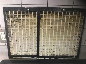 レンジフードのハウスクリーニングを横浜市戸塚区柏尾町にて【清掃事例845】