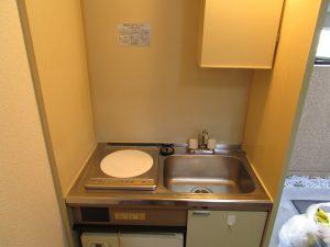 キッチンのハウスクリーニングを川崎市高津区千年にて【清掃事例859】