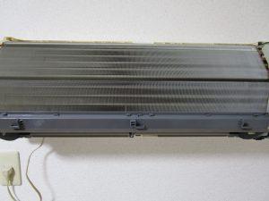 エアコンのハウスクリーニングを川崎市麻生区南黒川にて【清掃事例879】