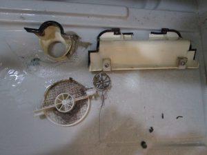 お風呂(浴室)のハウスクリーニングを川崎市高津区久末にて【清掃事例877】