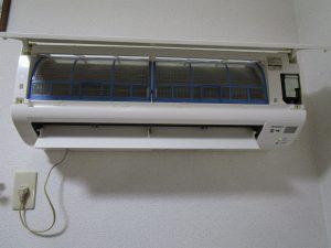 エアコンのハウスクリーニングを川崎市川崎区小田にて【清掃事例863】
