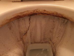 トイレのハウスクリーニングを川崎市高津区千年にて【清掃事例860】