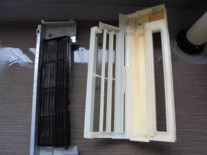 エアコンのハウスクリーニングを川崎市幸区南加瀬にて【清掃事例932】
