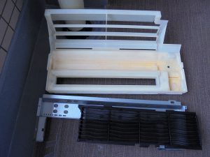 エアコンのハウスクリーニングを川崎市幸区南加瀬にて【清掃事例933】