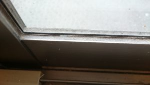 ガラスサッシのハウスクリーニングを川崎市中原区井田にて【清掃事例850】