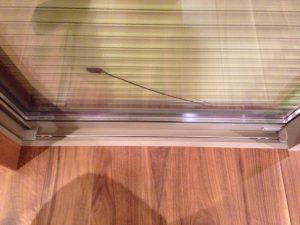 ガラスサッシのハウスクリーニングを川崎市川崎区藤崎にて【清掃事例918】