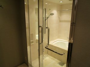 お風呂(浴室)のハウスクリーニングを川崎市川崎区中瀬にて【清掃事例897】