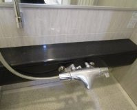お風呂(浴室)のハウスクリーニングを川崎市川崎区中島にて【清掃事例891】