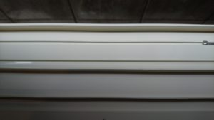 ガラスサッシのハウスクリーニングを川崎市中原区木月にて【清掃事例909】