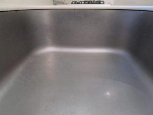 キッチン(シンク)のハウスクリーニングを川崎市中原区井田にて【清掃事例851】
