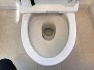 トイレのハウスクリーニングを川崎市中原区西加瀬にて【清掃事例882】