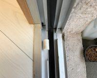ガラスサッシのハウスクリーニングを川崎市中原区市ノ坪にて【清掃事例893】