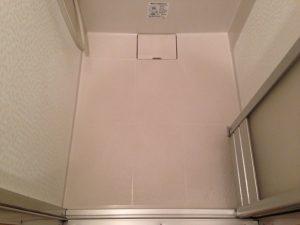 お風呂(浴室)のハウスクリーニングを川崎市多摩区布田にて【清掃事例950】