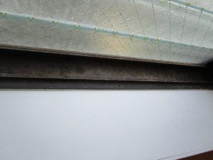 ガラスサッシのハウスクリーニングを川崎市宮前区小台にて【清掃事例945】