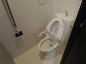 トイレのハウスクリーニングを川崎市川崎区千鳥町にて【清掃事例940】