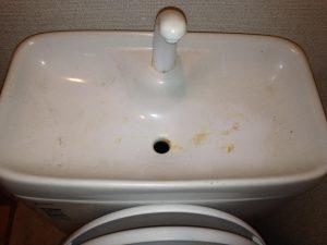 トイレのハウスクリーニングを川崎市多摩区布田にて【清掃事例951】