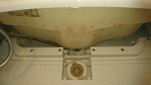 お風呂(浴室)のハウスクリーニングを川崎市多摩区三田にて【清掃事例953】