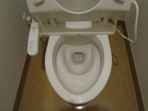 トイレのハウスクリーニングを川崎市高津区諏訪にて【清掃事例968】