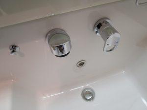 洗面所のハウスクリーニングを川崎市高津区新作にて【清掃事例967】