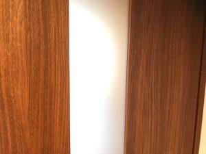 建具(扉)のハウスクリーニングを川崎市中原区小杉町にて【清掃事例987】