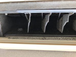 エアコンのハウスクリーニングを川崎市中原区今井上町にて【清掃事例980】