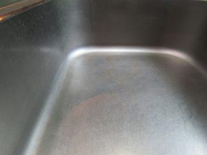 キッチン(シンク)のハウスクリーニングを川崎市宮前区初山にて【清掃事例1003】