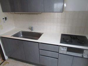 キッチンのハウスクリーニングを川崎市宮前区潮見台にて【清掃事例996】