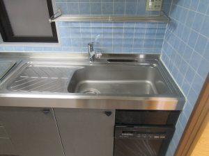 キッチンのハウスクリーニングを川崎市宮前区南平台にて【清掃事例997】