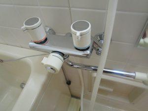 お風呂(浴室)のハウスクリーニングを川崎市宮前区けやき平にて【清掃事例995】