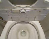 トイレのハウスクリーニングを川崎市宮前区鷺沼にて【清掃事例999】