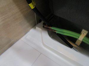 お風呂(浴室)のハウスクリーニングを川崎市宮前区東有馬にて【清掃事例1001】