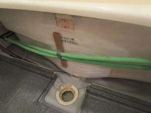 お風呂(浴室)のハウスクリーニングを横浜市都筑区あゆみが丘にて【清掃事例991】