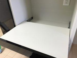 キッチン(棚)のハウスクリーニングを川崎市宮前区菅生にて【清掃事例1010】