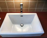 洗面所のハウスクリーニングを川崎市多摩区菅にて【清掃事例1013】
